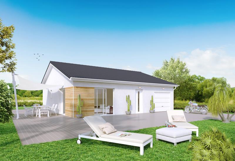 Villa 15 km bourg meuble immojojo for Meubles bourg en bresse