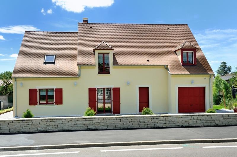 Maison kaufman broad morangis immojojo for Constructeur maison individuelle kaufman