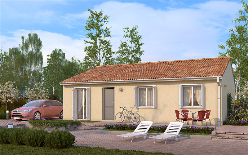 Maison beynes 78 immojojo for Maisons neuves 78