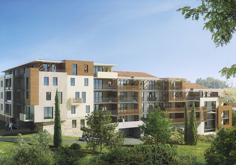 Maisons aix provence jardin immojojo for Salon immobilier aix en provence