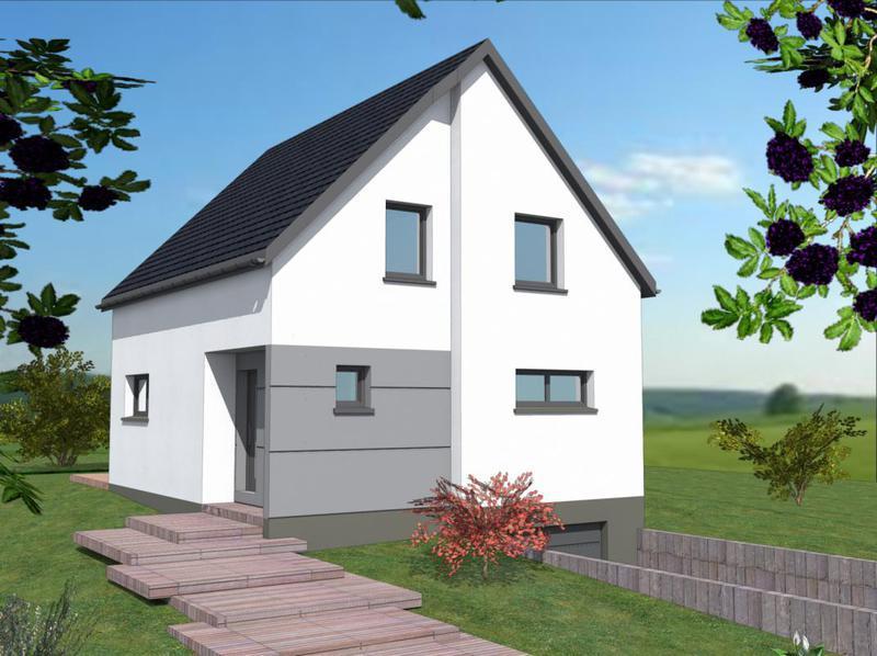 achat terrain neugartheim immojojo. Black Bedroom Furniture Sets. Home Design Ideas