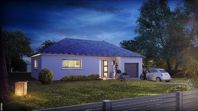 Maison neuve, 96 m² Décou…