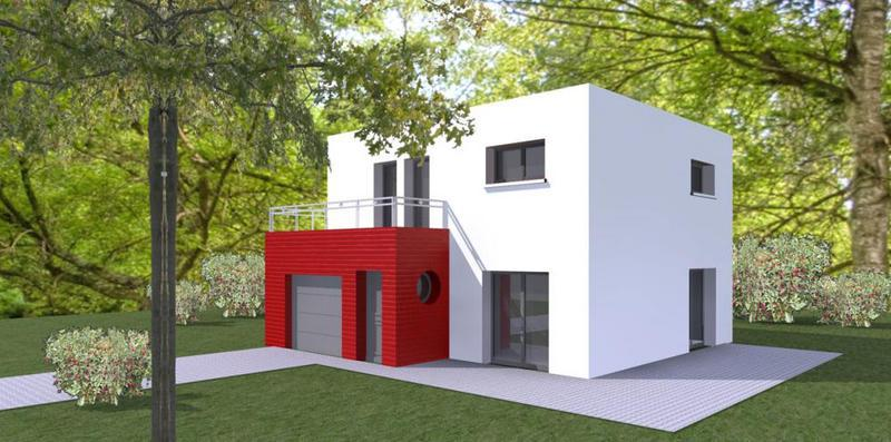 Maison neuve Terra…