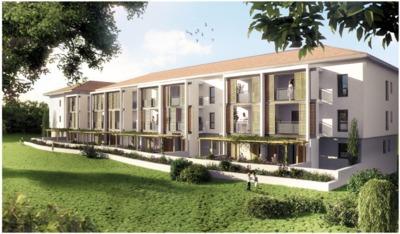 Appartement neuf, 85,15 m² Terra…