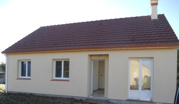 Maison neuve, 75 m² Proje…