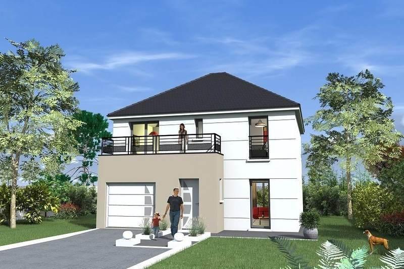 Maison neuve, 101 m² Cette…