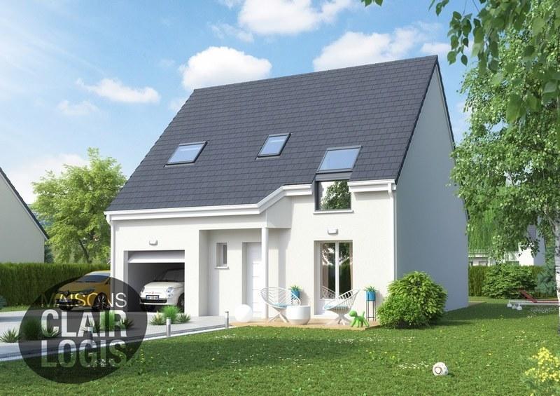 construction garage attenant maison immojojo. Black Bedroom Furniture Sets. Home Design Ideas