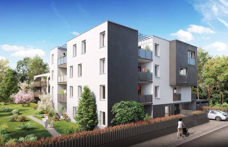Residence lalande toulouse immojojo for Residence neuf