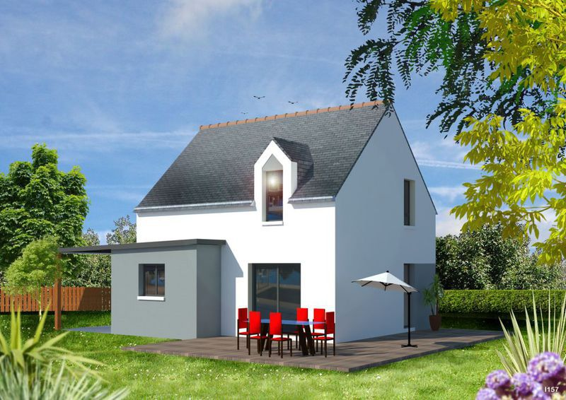 Extension bois bretagne renove immojojo for Extension maison neuve
