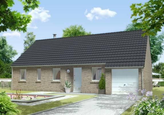 Maison neuve, 98 m² Dans …