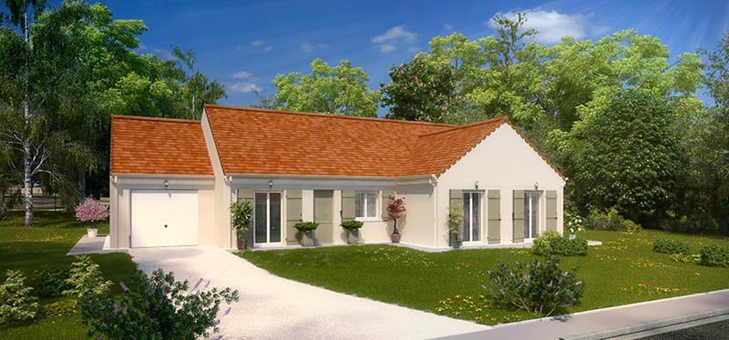 Maison neuve, 118 m² Maiso…