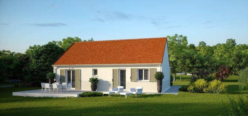 Maison neuve, 79 m² Maiso…