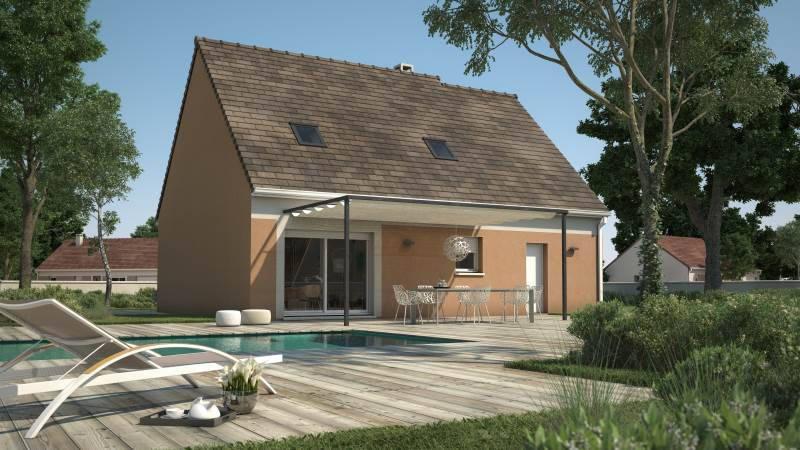 Maison neuve, 76 m² Avec …