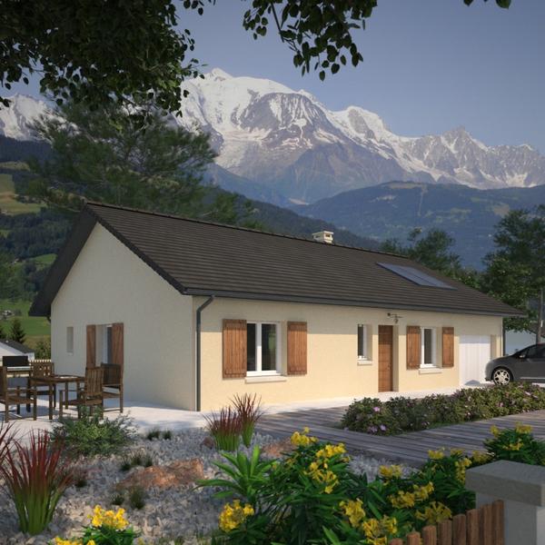 Maison a bas prix stunning maison neuve m la gau with for Maison a bas prix
