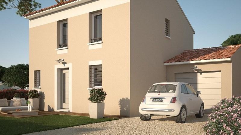 Maison neuve, 78 m² Sur l…
