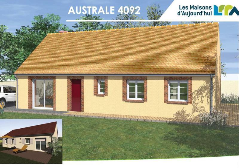 Achat terrain autry le chatel immojojo for Achat maison neuve 33000
