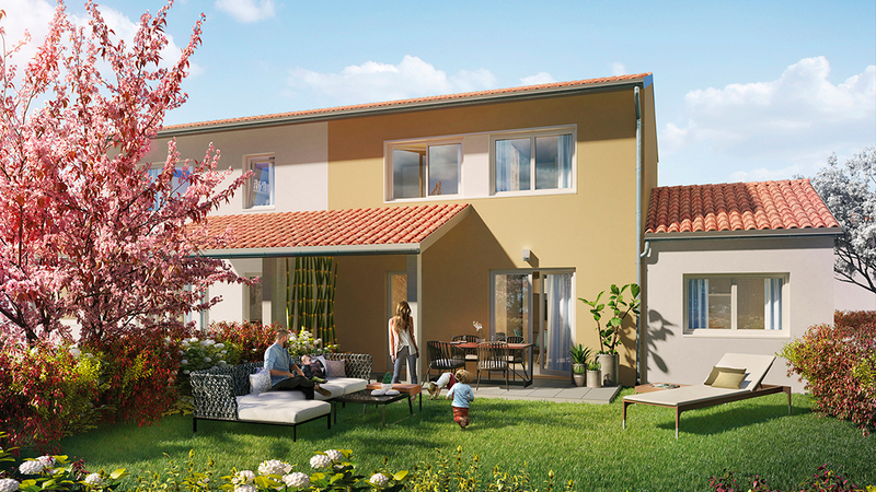 Location villa salvetat st gilles immojojo for Maisons neuves 78