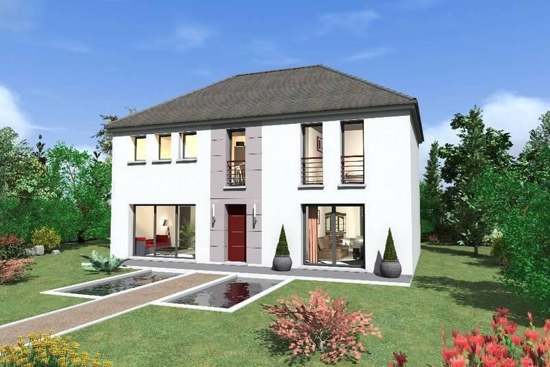 Maisons sud constructeur immojojo for Constructeur maison moderne yvelines