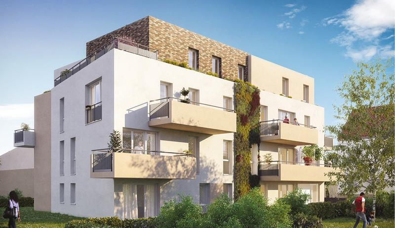 Schiltigheim appartement jardin immojojo for Appartement jardin 78