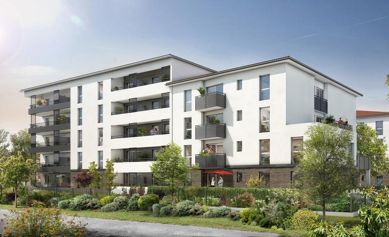 Appartement neuf, 39,8 m² La ré…