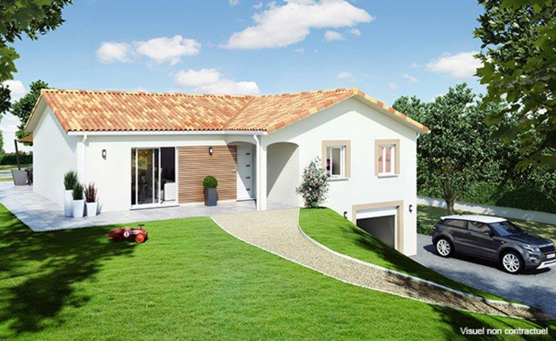 Maison faverges de la tour immojojo for Programme maisons neuves