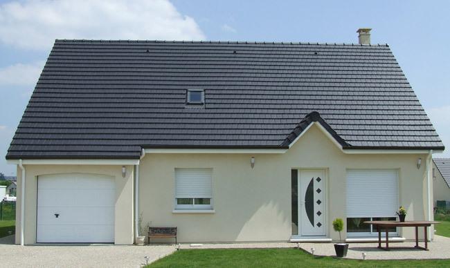 Maison neuve, 118 m² A Mes…