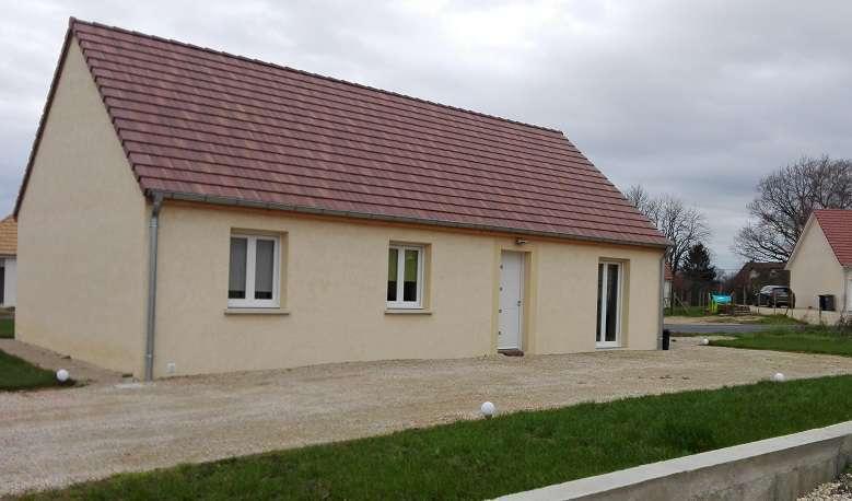 Achat maison aubigny en plaine immojojo for Achat maison neuve 49