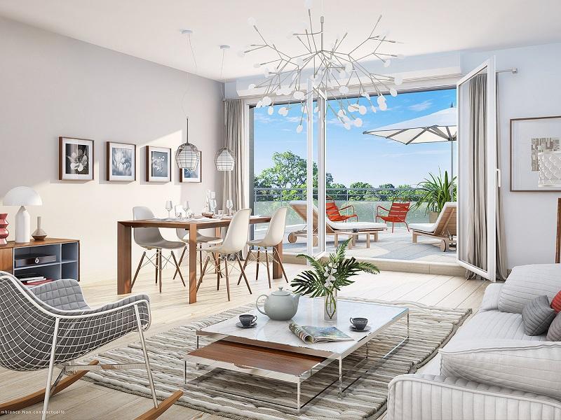 Appartement neuf, 63 m² À que…
