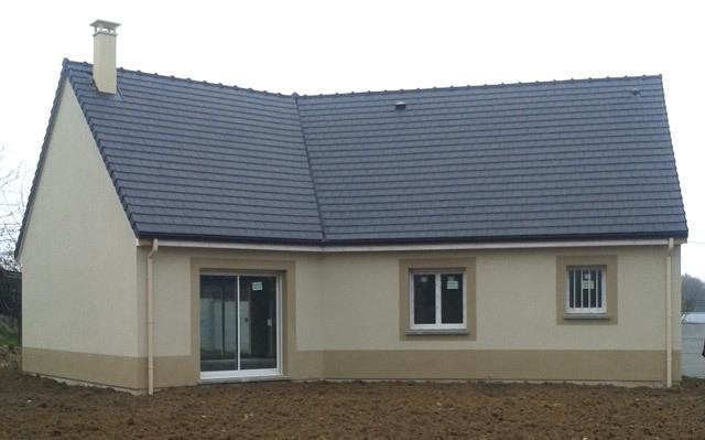 Maison neuve, 85 m² Proch…