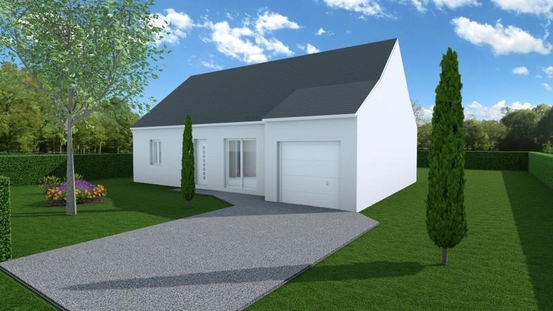 Maison neuve, 82 m² Nous …