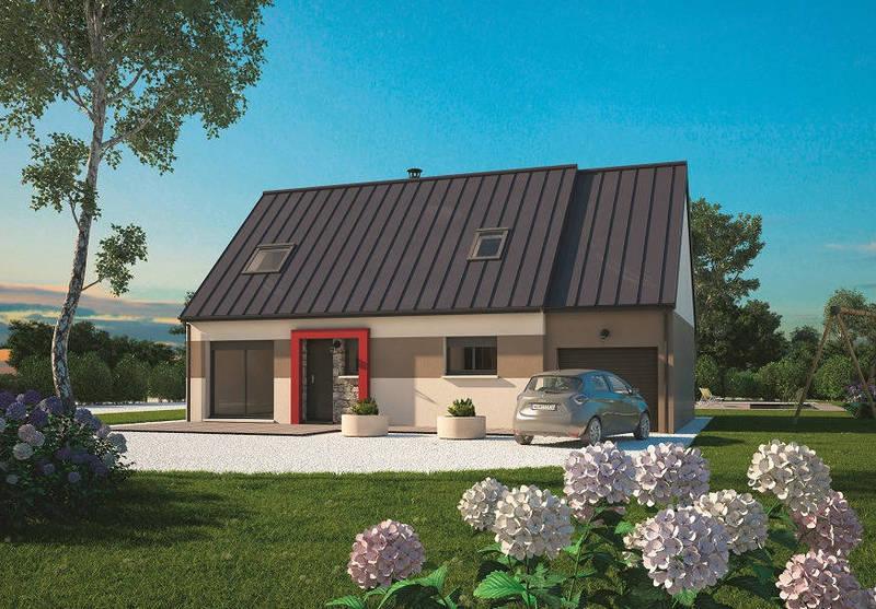 Maison neuve, 120 m² Une m…
