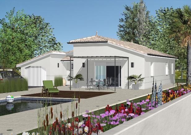 terrain saint sulpice de royan immojojo. Black Bedroom Furniture Sets. Home Design Ideas