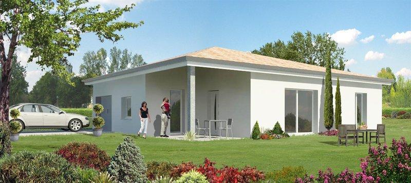 location villa t4 muret immojojo. Black Bedroom Furniture Sets. Home Design Ideas