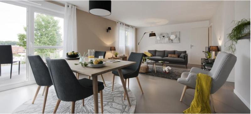 Appartement neuf, 90 m² Décou…