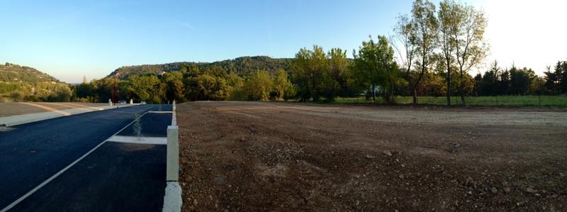 Terrain neuf, 345 m² A 15 …