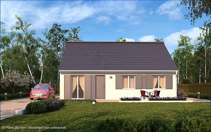 Achat maison la chapelle gauthier immojojo for Achat maison neuve 54