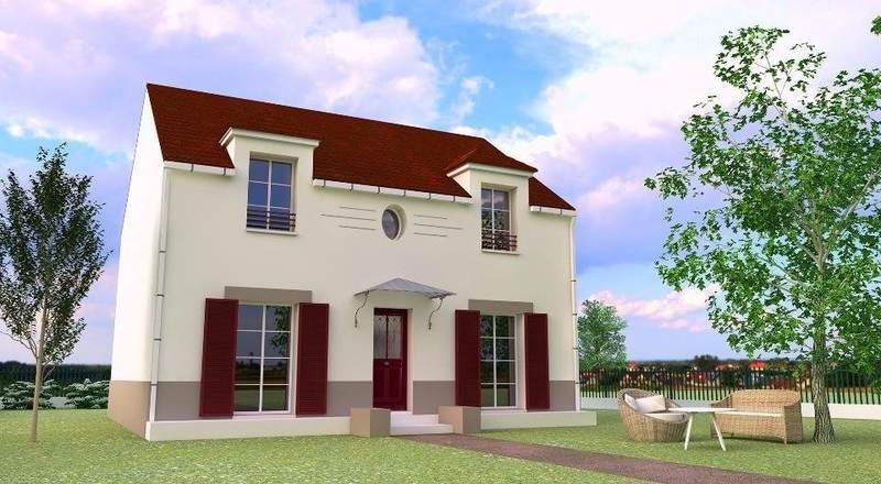 Maison neuve, 129 m² La ma…