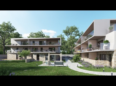 Appartement neuf, 40,6 m² Au co…