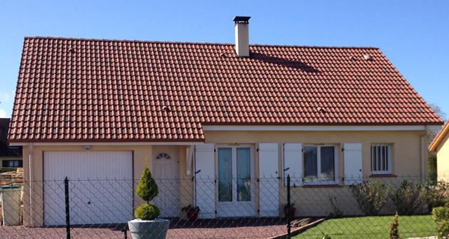 Maison neuve, 74 m² Saint…