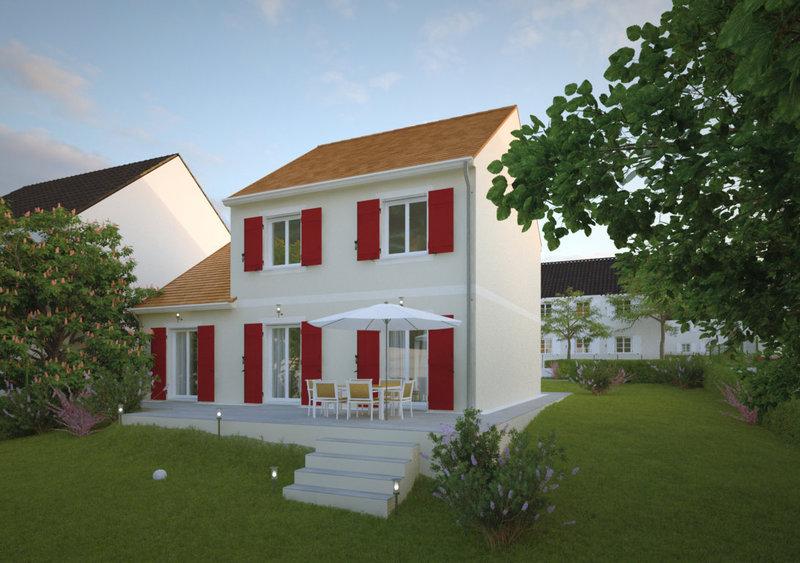 Terrain moisenay immojojo for Acheter maison neuve 29
