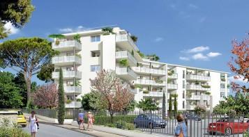 Appartement neuf, 36 m² La ré…