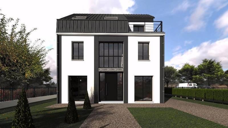 facade villa moderne marocaine solutions pour la d coration int rieure de votre maison. Black Bedroom Furniture Sets. Home Design Ideas