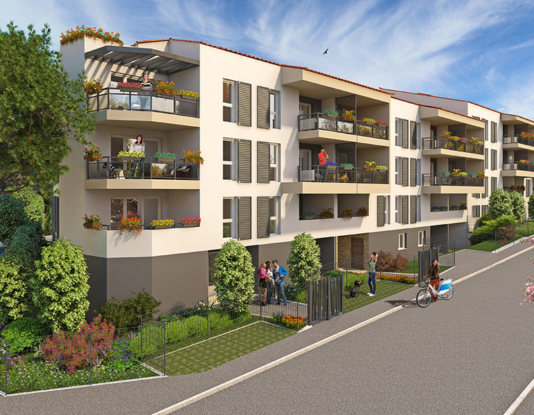 Achat appartement cavalaire sur mer immojojo for Achat appartement neuf idf