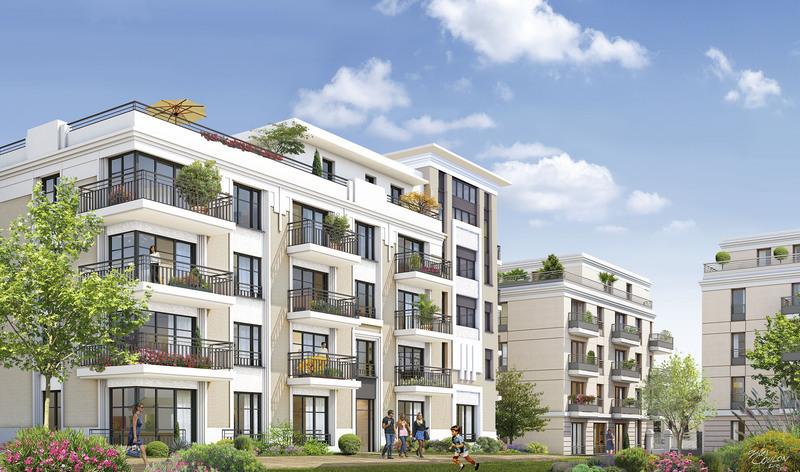 Appartement neuf, 82,8 m² Au co…