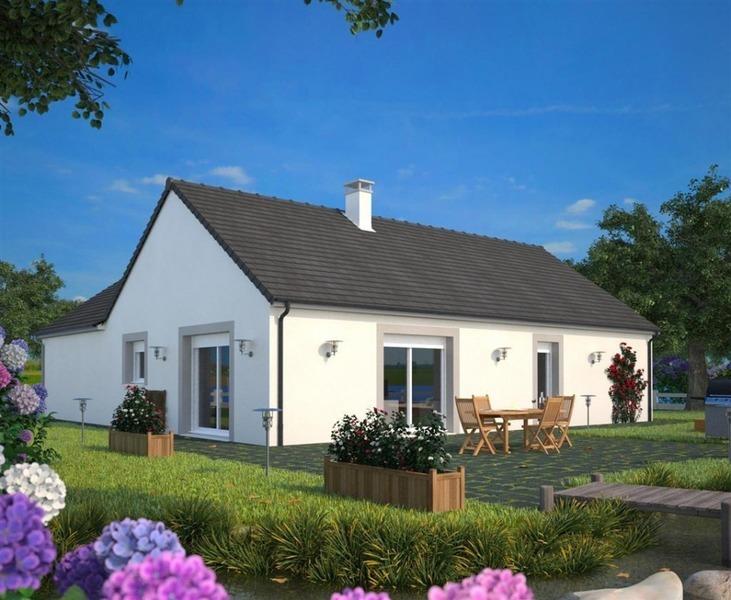 Maison neuve, 106 m² Toute…