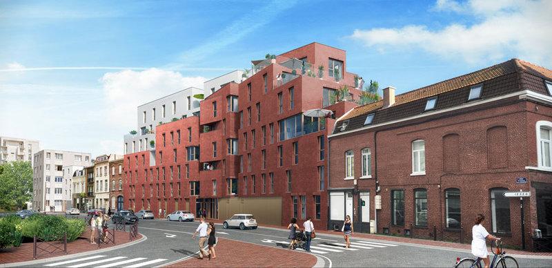 Appartement neuf, 60,2 m² Espri…