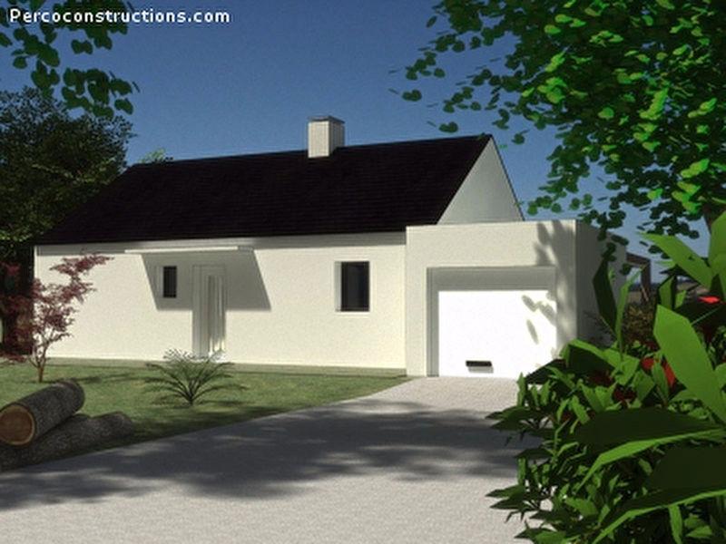 Maison plain pied brest immojojo for Acheter maison neuve 49