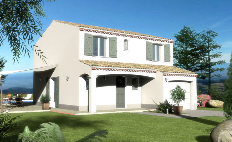 Maison terrain 5000 m2 herault immojojo for Maison neuve herault