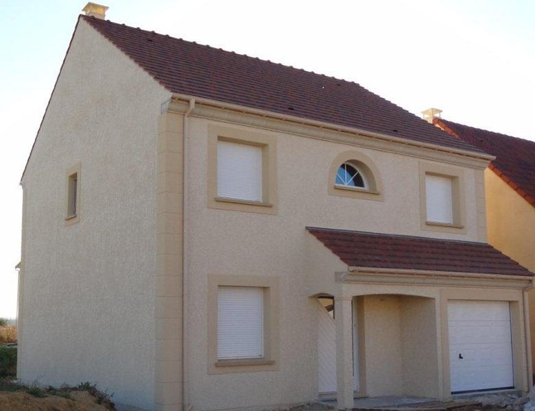 Maison un etage bois immojojo for Acheter maison neuve 49