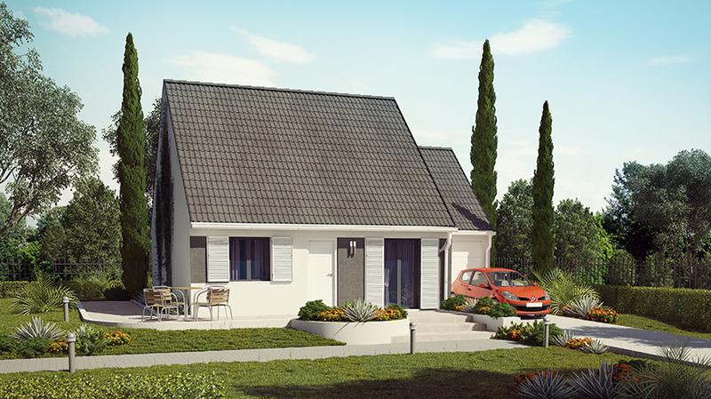 Achat maison saint aubin du vieil evreux immojojo for Achat maison neuve 57